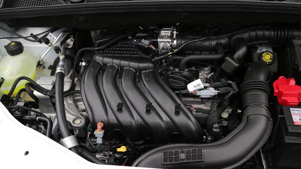 Двигатель Рено Аркана 1.6 – характеристики, устройство, поломки
